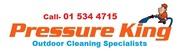 Pressure King 'Professional Pressure Washing Service'