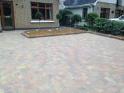 Paving and Fencing in Dublin Provided by Ashbrook Landscaping