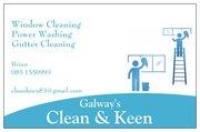Window Cleaning, Power Washing
